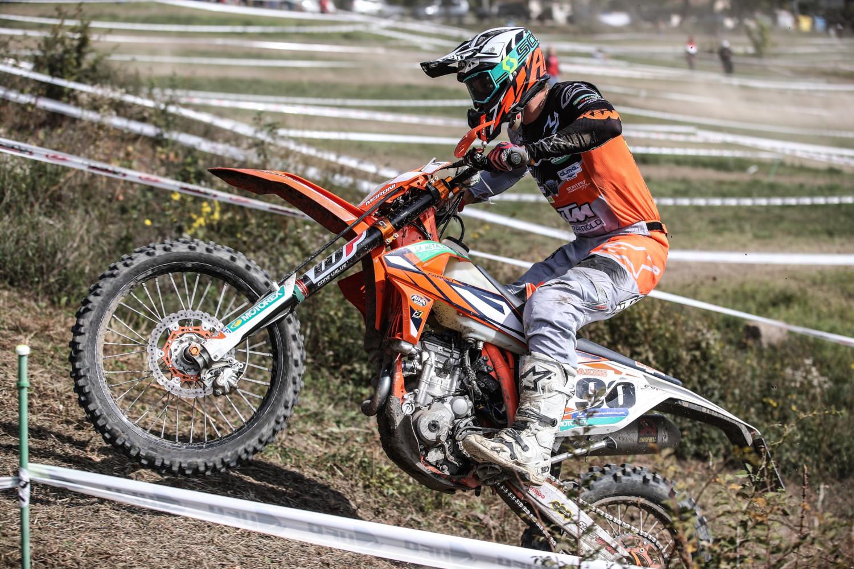 Rudy Moroni Assoluti d'Italia di Enduro