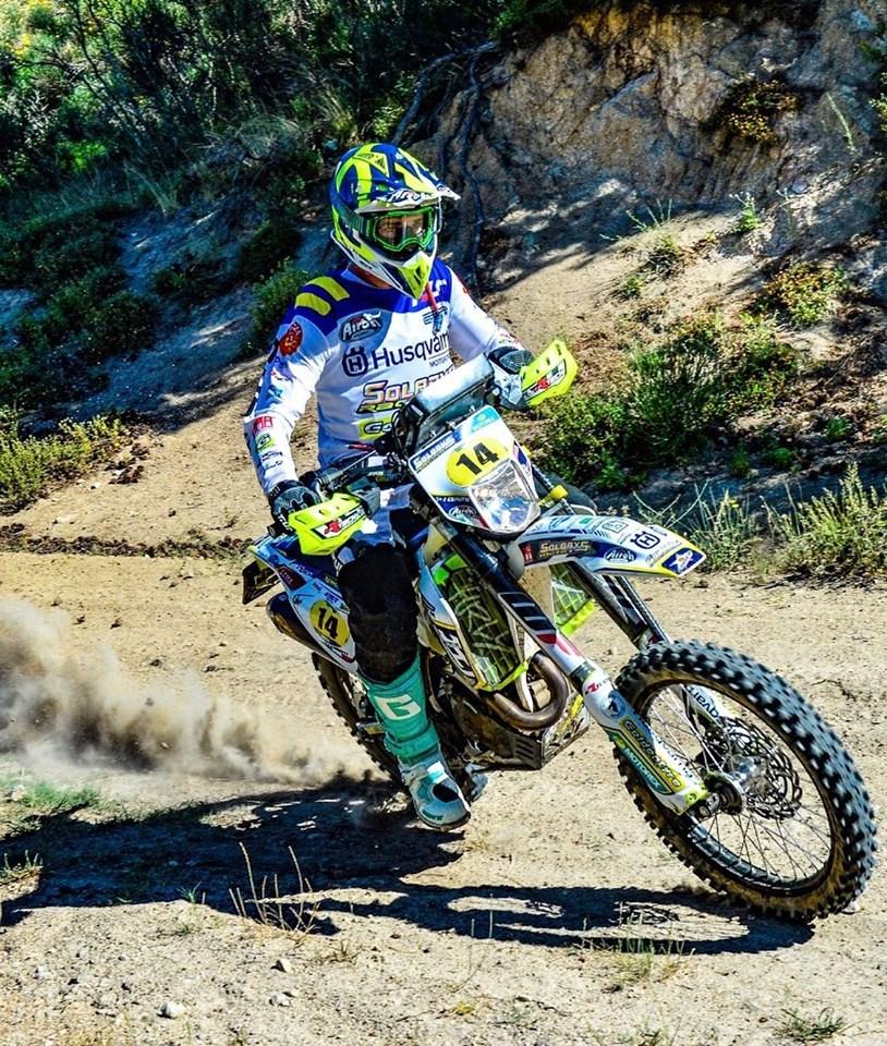 6/7 LUGLIO Jacopo Cerutti al Motorally & Raid TT della Sila